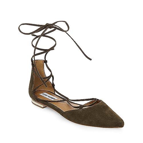 c494f00ce1b Steve Madden Women's Sunshine Pointed Toe Flat