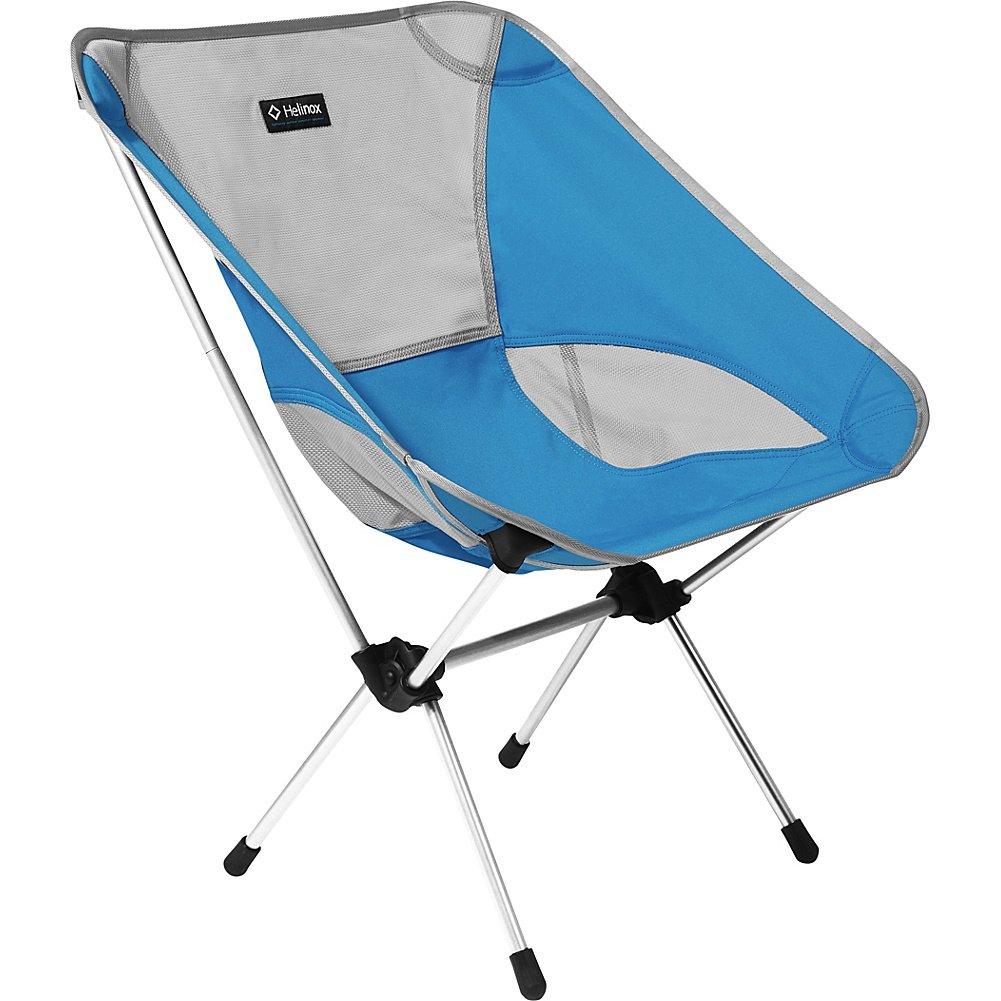 HELINOX – Chair One Large、ポータブルおよびコンパクトキャンプ椅子、スウェーデンブルー B0764TTBM7