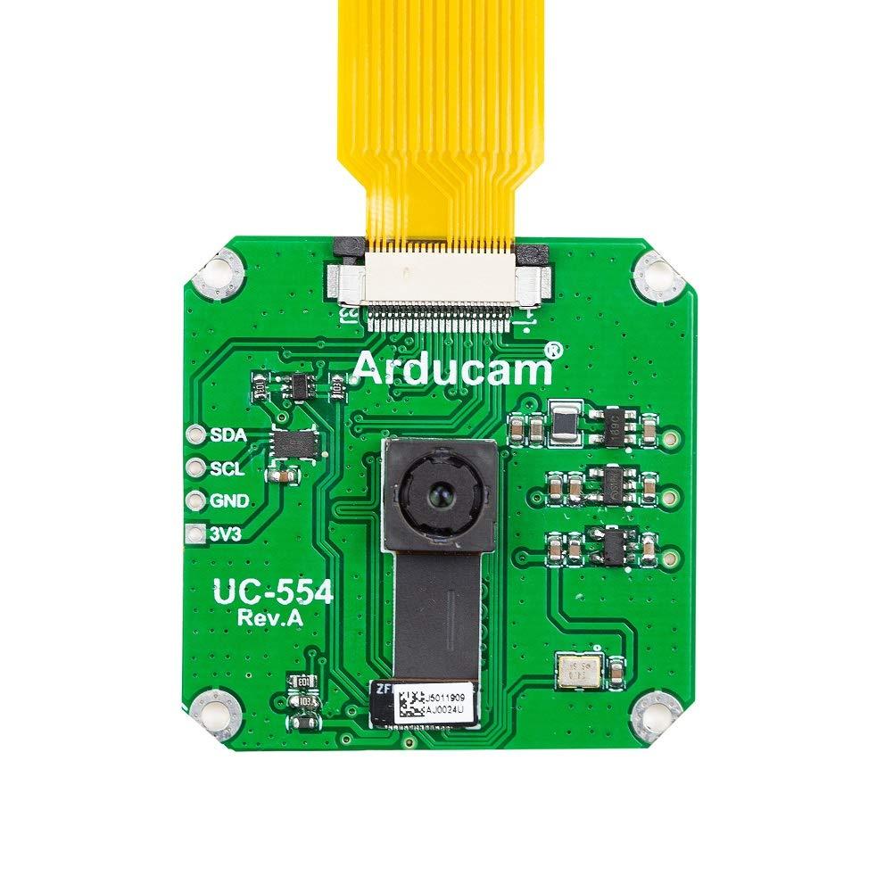 Amazon com: Arducam 13MP Pi Camera, 1/3 Inch IMX135 for Raspberry Pi