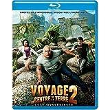 Voyage au centre de la Terre 2: L'île mystérieuse [Blu-ray]