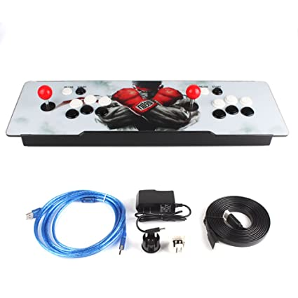 Buy Exgizmo 1099 in 1 Pandora's Box 6 Arcade Console Double Joystick