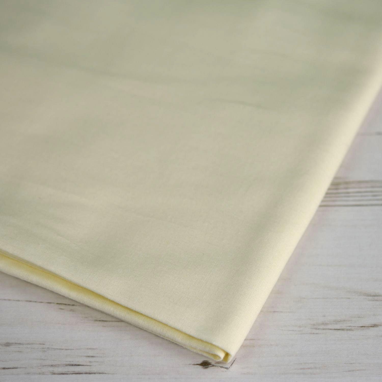 HEAVY DUTY UK STOCK Plain Natural Cream 100/% Cotton Fabric 150cm Wide per metre