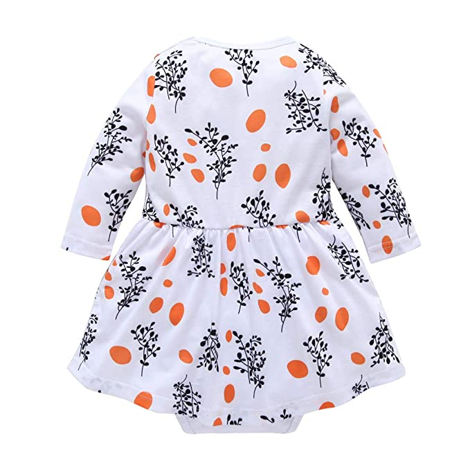 ❤ Vestido de Invierno de Manga Larga para niñas, Baby Kids Girls Vestido de Manga Larga Vestido de Princesa Party Party Tutu Dress Absolute: Amazon.es: ...