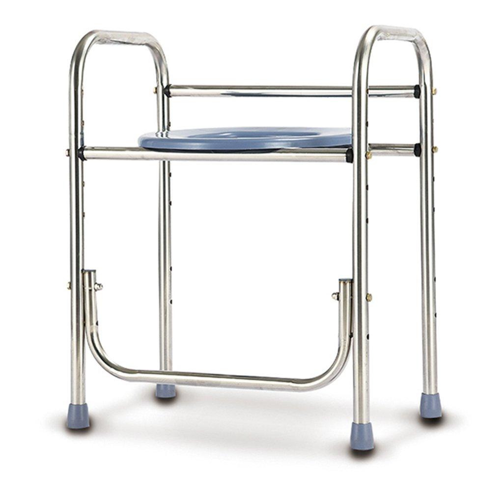C&L トイレの安全フレーム、高さ調節可能なトイレシートフレーム - ほとんどのトイレに適しています (サイズ さいず : 37*55*66cm) B07D9CBBNP   37*55*66cm