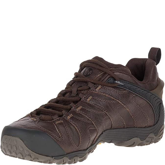Mens Merrell Cham 7 Slam Luna Leather Vibram Walking Shoes Sizes 6.5 to 11