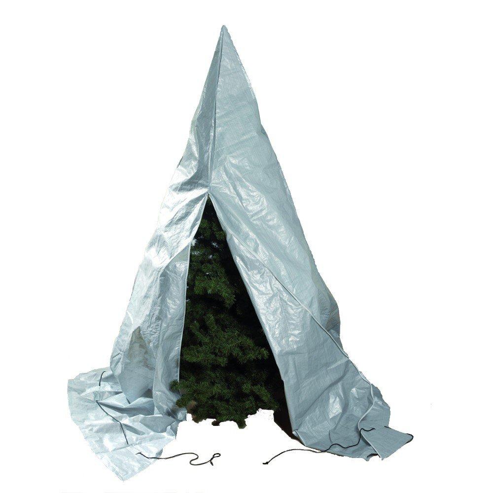 Christbaumhülle Vlies Weihnachtsbaum Transport Tasche mit Reißverschluß 250 cm tropical-world