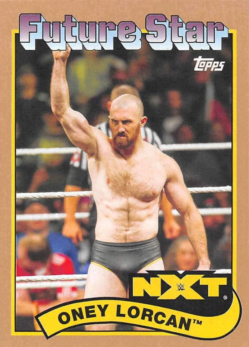 Pick Your Cards 2017 Topps Heritage WWE Parallel Singles