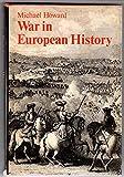 War in European History 9780192115645