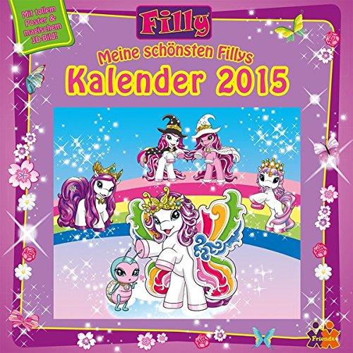 Meine schönsten FIllys - Wandkalender 2015