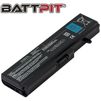 Battpit Recambio de Bateria para Ordenador Portátil Toshiba ...