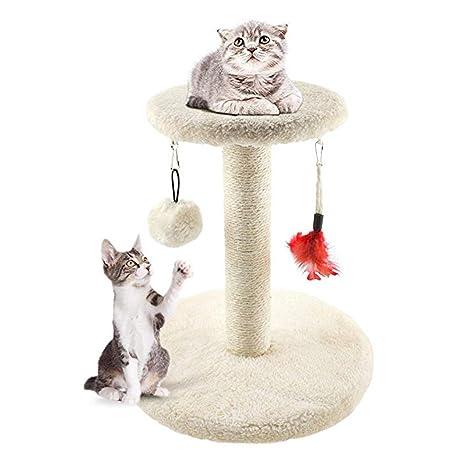 Amazon.com: MXiiXM - Torre de árbol para gatos, marco de ...