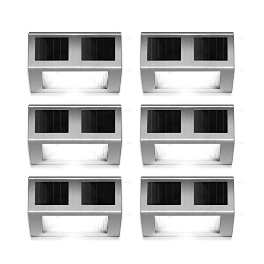 Amazon.com: HIGUNE - Luz LED de pared para exteriores ...