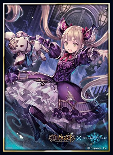 Shadowverse Rage of Bahamut Luna Trading Card Game Character Sleeve Anime MT437