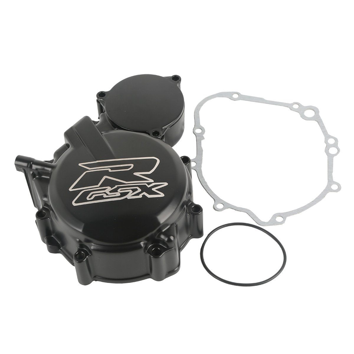 Black Engine Stator Crankcase Cover For Suzuki GSXR600 GSXR750 2006-2016 2014 2015 (5-7 Days Ships from the CA, US)