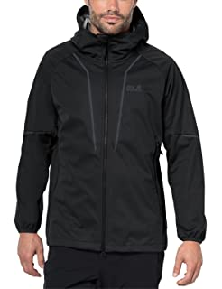Amazon.com: Jack Wolfskin Mens Impulse Flex Jacket: Sports ...