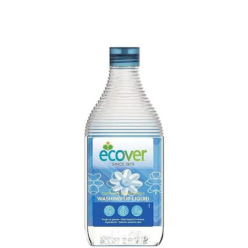 エコベール 食器用洗剤 カモミールの香り