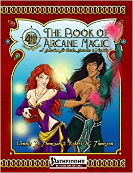 Imagini pentru The Book of Arcane Magic