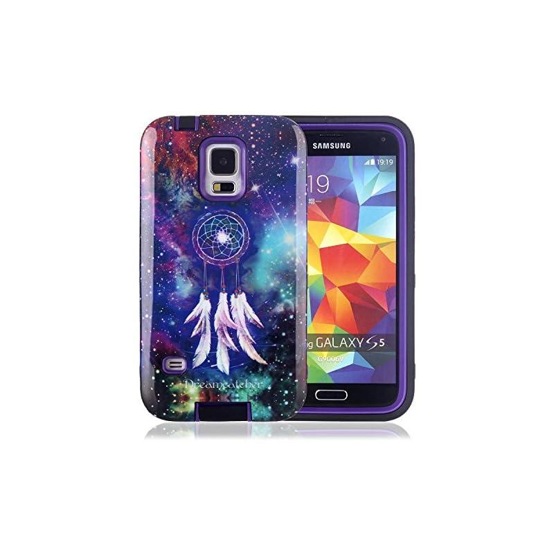 S5 Case, Galaxy S5 Case, ArtMine Galaxy