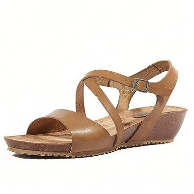 3e63971f56f6f TBS Sandales Vachettes Soft Femme Chaussures Marron  Amazon.fr ...