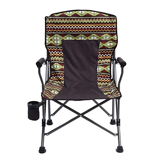 Silla plegable con respaldo compacta silla pesca silla de jardín silla de camping silla Angel