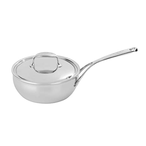 Amazon.com: Demeyere Atlantis 3.5-qt Acero Inoxidable ...