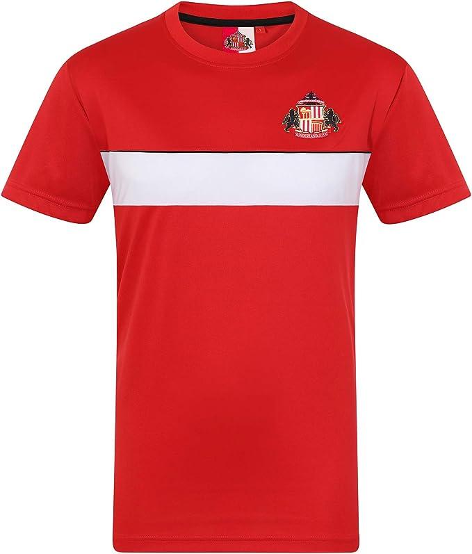 Sunderland Afc Official Merchandise Men S Polyester Training Jersey Gift For Football Fans Amazon De Bekleidung
