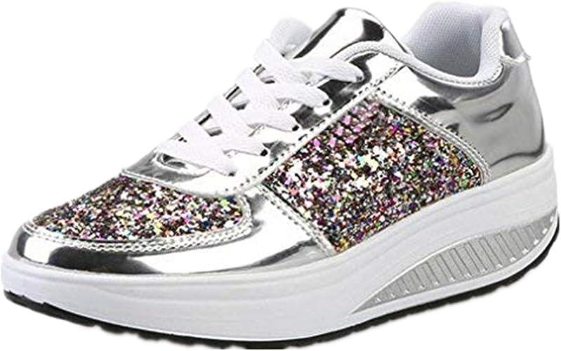 beautyjourney Scarpe sneakers estive eleganti donna scarpe da ginnastica donna scarpe da corsa donna Sportive Scarpe Da Lavoro donna scarpe donna