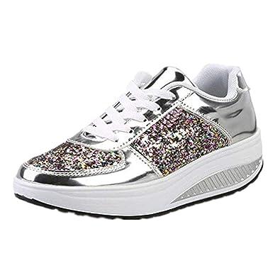 ultimo design New York come ottenere beautyjourney Scarpe sneakers estive eleganti donna scarpe da ginnastica  donna scarpe da corsa donna Sportive Scarpe Da Lavoro donna scarpe donna ...
