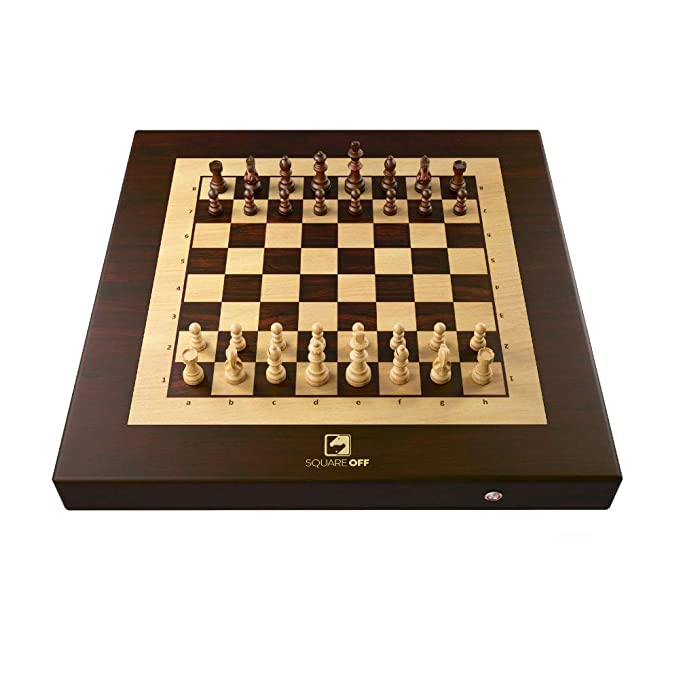A Smart automated Chess Board.Play Against The AI or Anyone