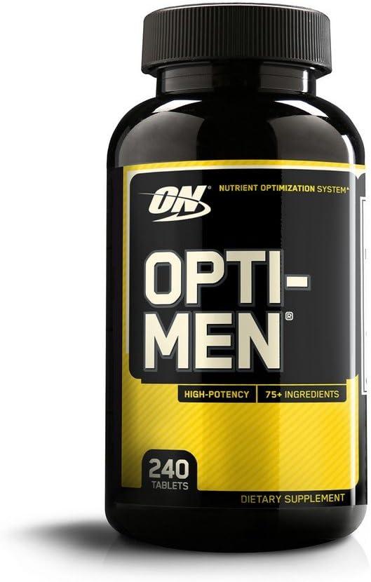 Opti-men Multivitamínico por Optimum Nutrition