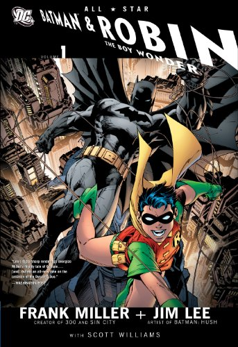 bdc489f94731 Amazon.com  All-Star Batman   Robin