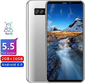 Smartphones, Android 6.0 Pantalla Completa De 5,5 Pulgadas ...