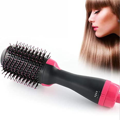 4892d06b3102 Amazon.com  Hot Styling Brush and Hairdryer Comb