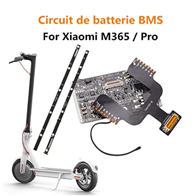 Konesky Battery Circuit Board for Xiaomi Mijia M365/M365 Pro Electric Scooter Dashboard Controller Battery Protection BMS Board Components Accessories : Sports & Outdoors