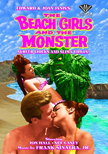(Beach Girls and the Monster)