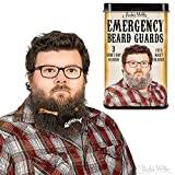 Emergency Beard Guards Novelty Gag Gift