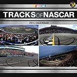2014 Tracks of NASCAR Wall Calendar