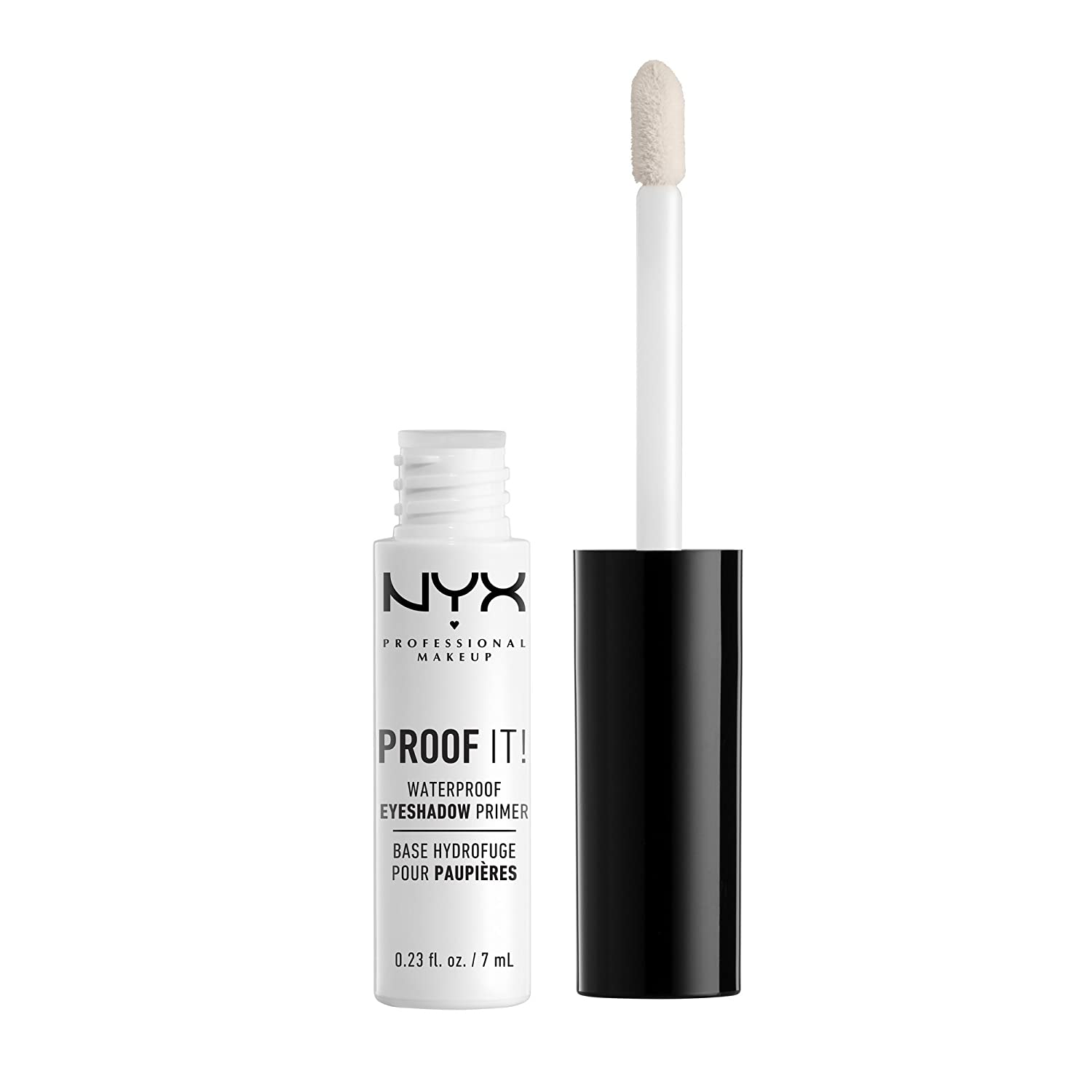 Nyx Proof It! Waterproof Eye Shadow Primer Clear - 9 G 0800897832179