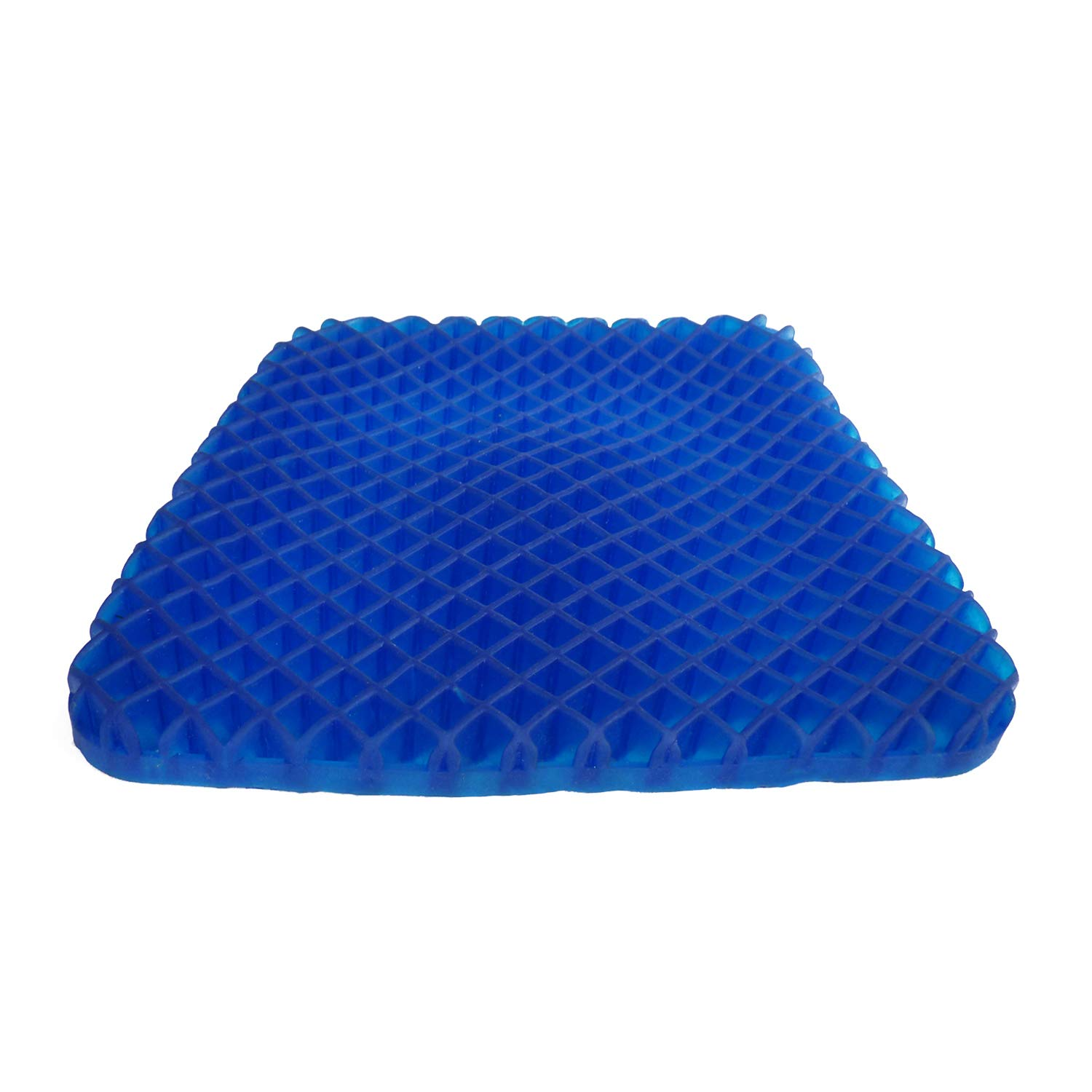 Gel Seat Cushion Pad Non-Slip Orthopedic Gel Sitter Cushion for Tailbone Pain Office Chair Car Seat Cushion