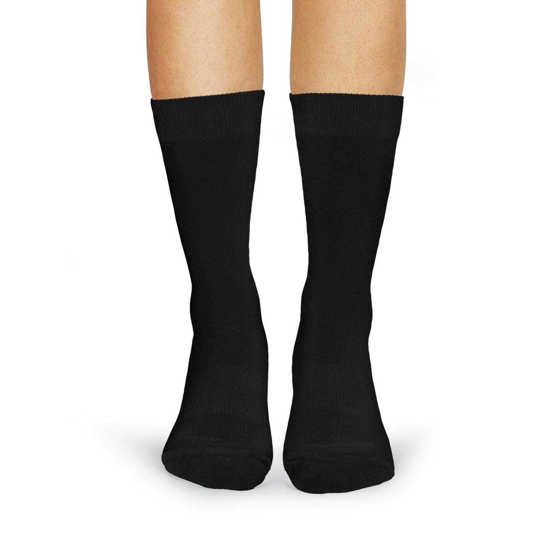 XIdan-die Womens Over-the-Calf Tube Socks butterflies and dragonflies Moisture Wicking Casual Socks