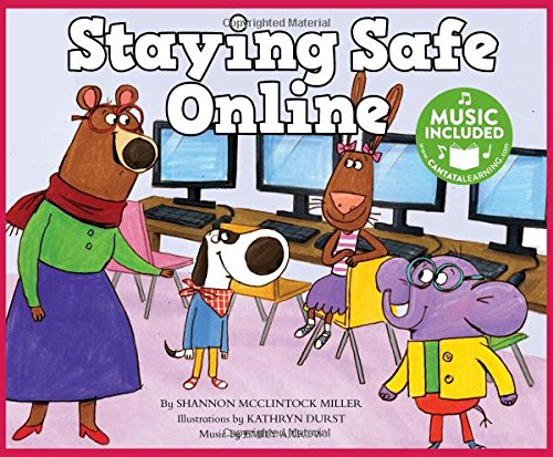 Staying Safe Online (Library Skills)