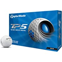 2021 TaylorMade TP5 (3+1 Box) 4DZ Golf Ball Pack