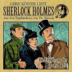 Die Entführung der Lady Harris (Sherlock Holmes: Aus den Tagebüchern von Dr. Watson)