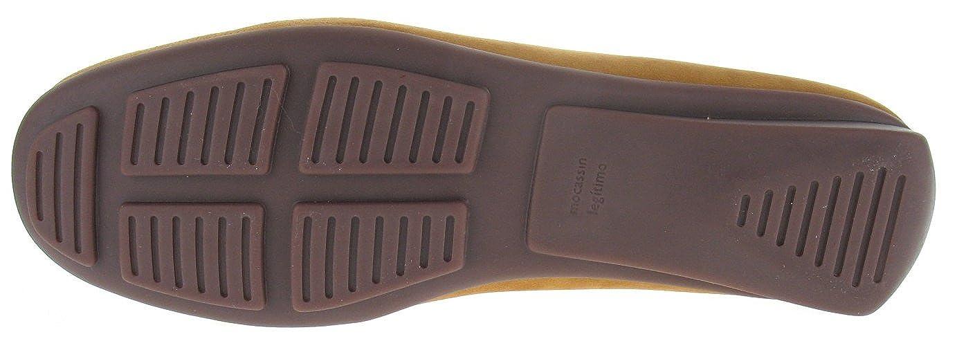 19cc8cecf0aeb Wirth 3500873 Femme Mocassins cuir nubuck Curry - - Braun (Curry),   Amazon.fr  Chaussures et Sacs