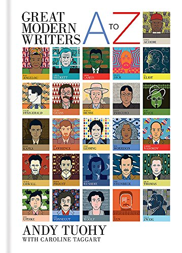 A-Z Great Modern Writers (A-Z Great Modern series)