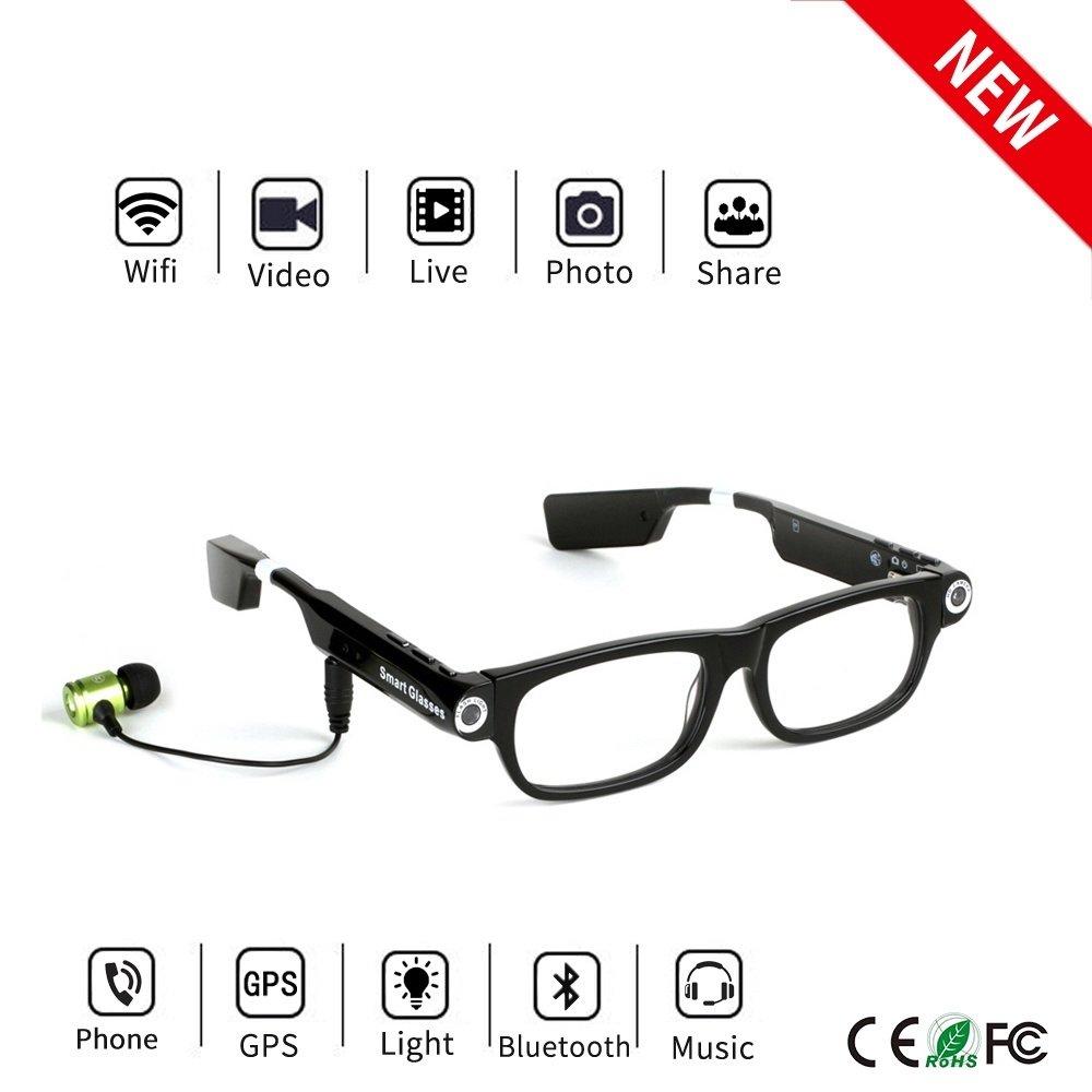 Bluetooth Camera Glasses 32GB