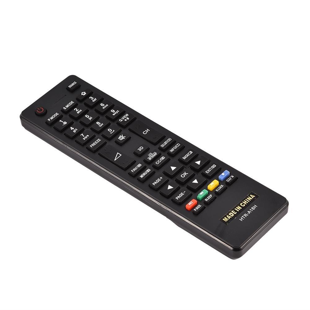 t/él/écommande de Remplacement pour Haier HTR-A18H TV Telecomando LE22M600F LE39M600F Fosa Contr/ôleur de t/él/écommande
