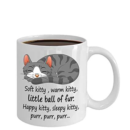 Big Bang Theory Funny Coffee Mug Birthday Gift For Girlfriend Cat