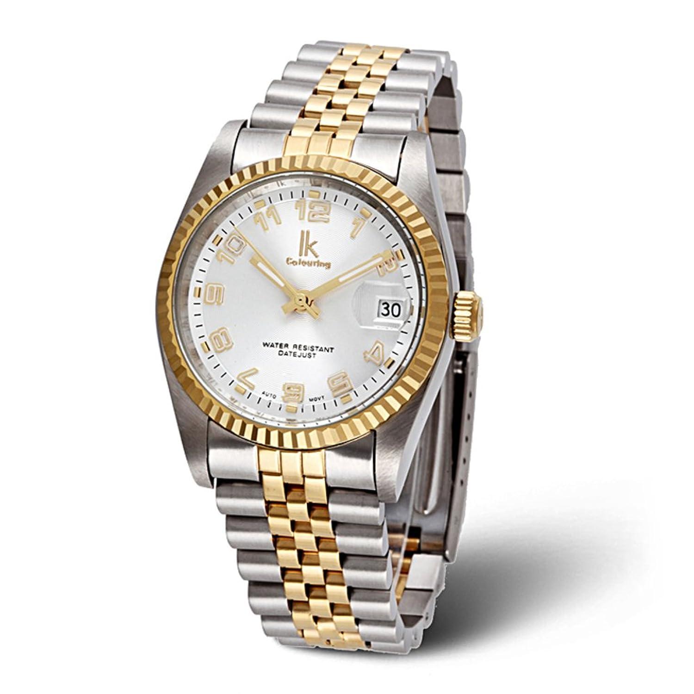 Automatische mechanische Uhren-Wasserdichte Business Watch-Herrenuhren-A