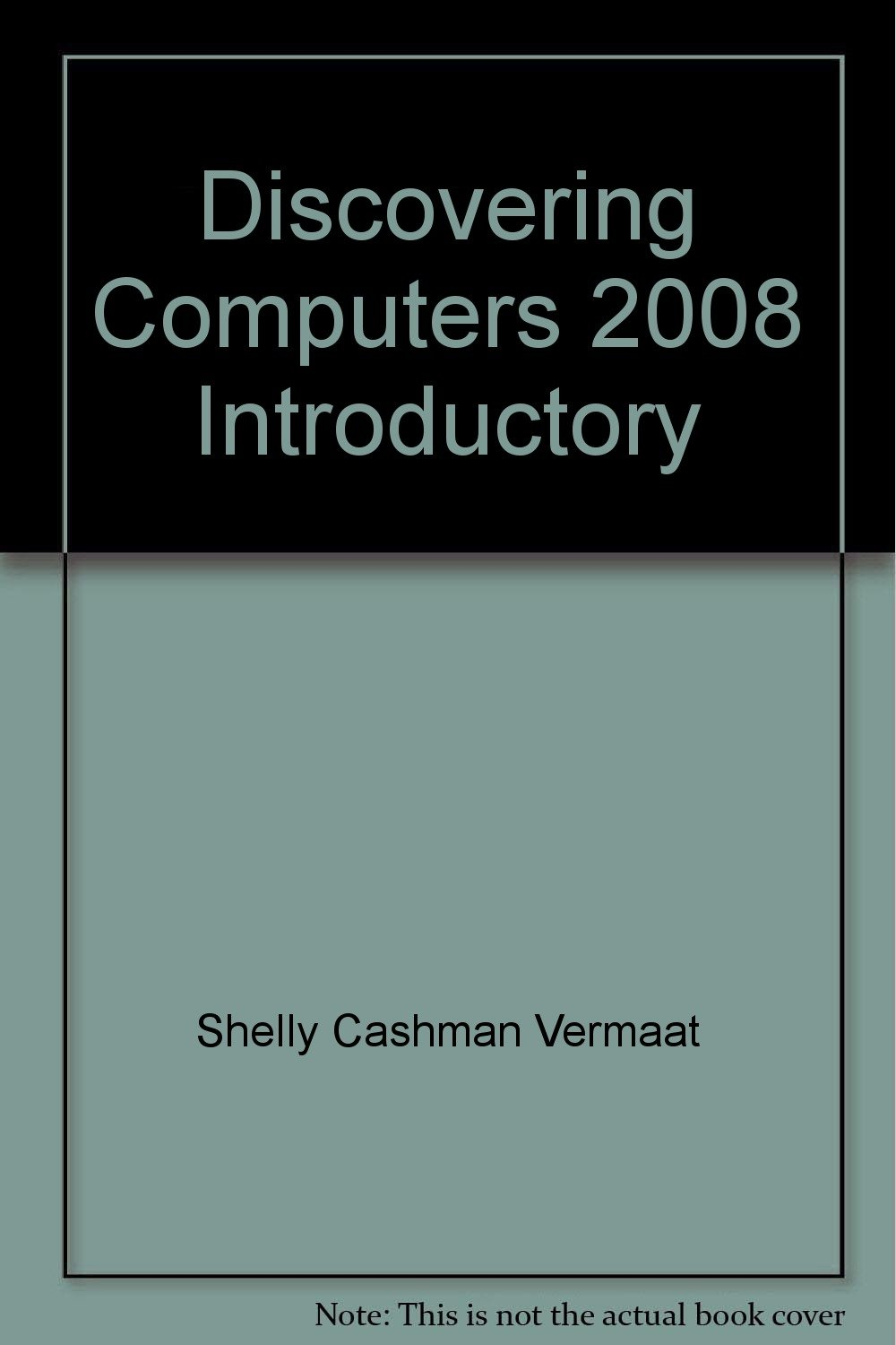 Discovering Computers 2008 Introductory pdf